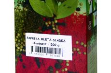 Paprika mletá sladká 500g