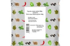Paprika mletá sladká 250g 120 ASTA