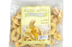 Sušený banán plátky 80g