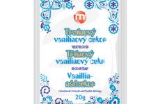 Trstinový vanilínový cukor 20g – DRY DEMERARA