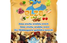 Orechovo arašidovo ovocná zmes ELZA 150g